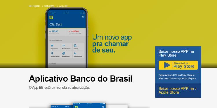 app banco do brasil baixar