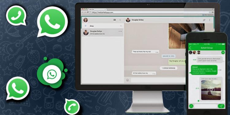 Whatsapp Web com hora errada