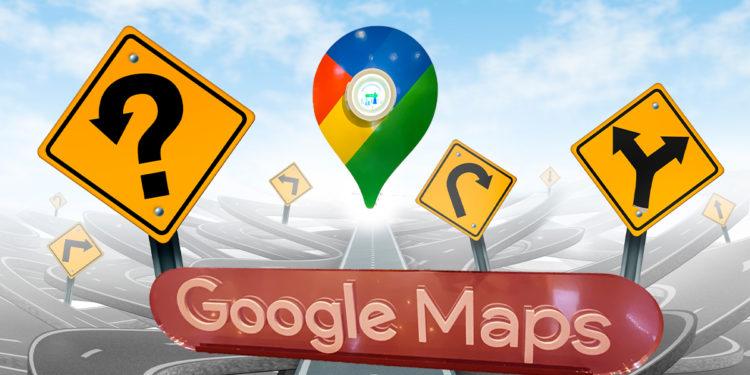Google Maps rotas