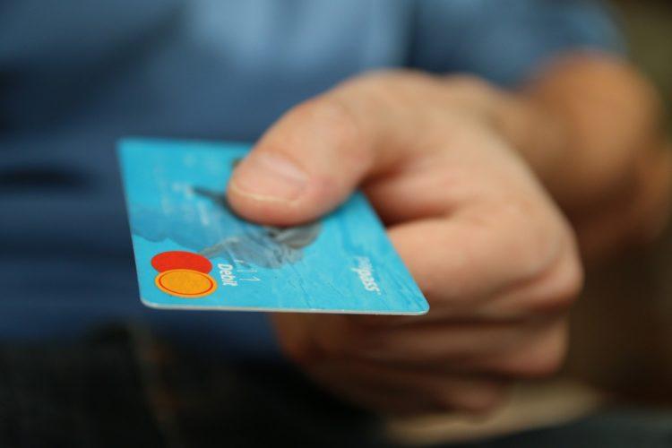 blubank card