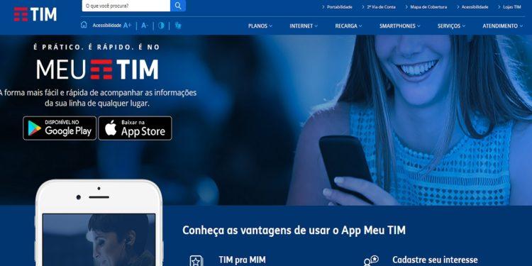 App Meu Tim – Funcionalidades acima de tudo!