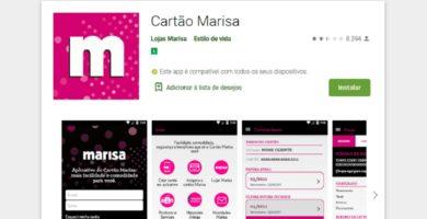 Baixe agora o Aplicativo das Lojas Marisa!