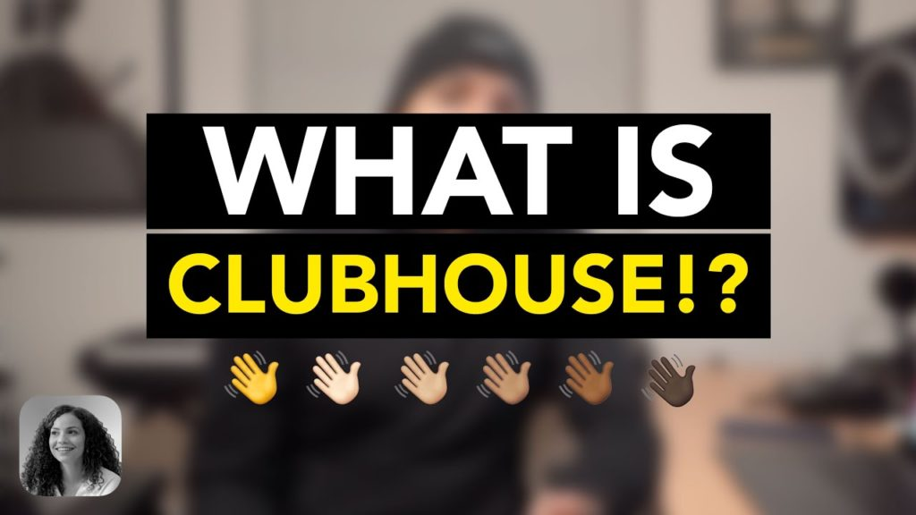 nova rede social clubhouse